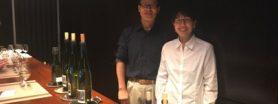 モンガク谷ワイナリーの試飲会