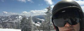 今シーズン5回目のスキー
