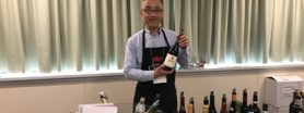 Masuki wine & liquor trade show